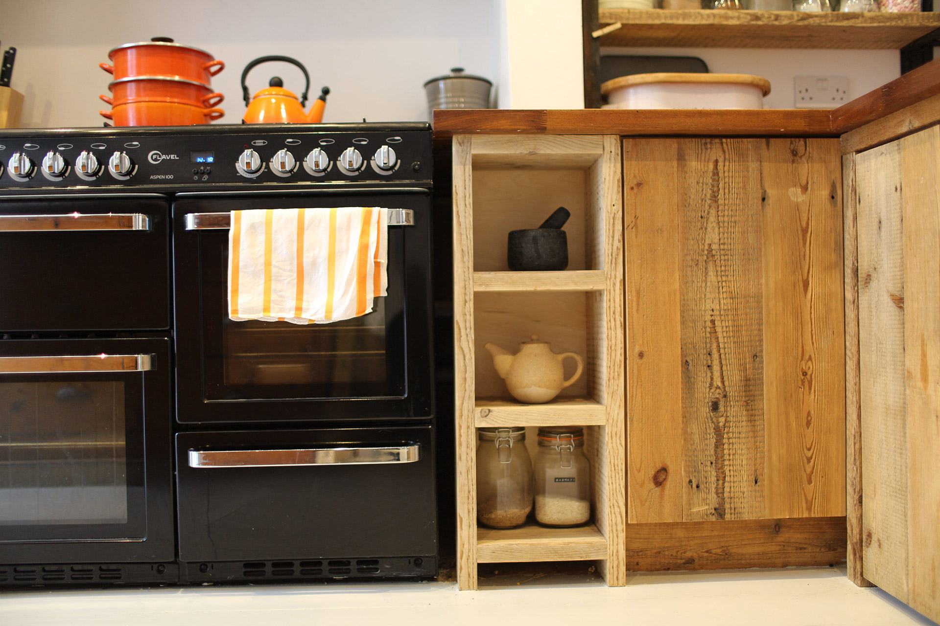 Bristol Reclaimed Kitchen
