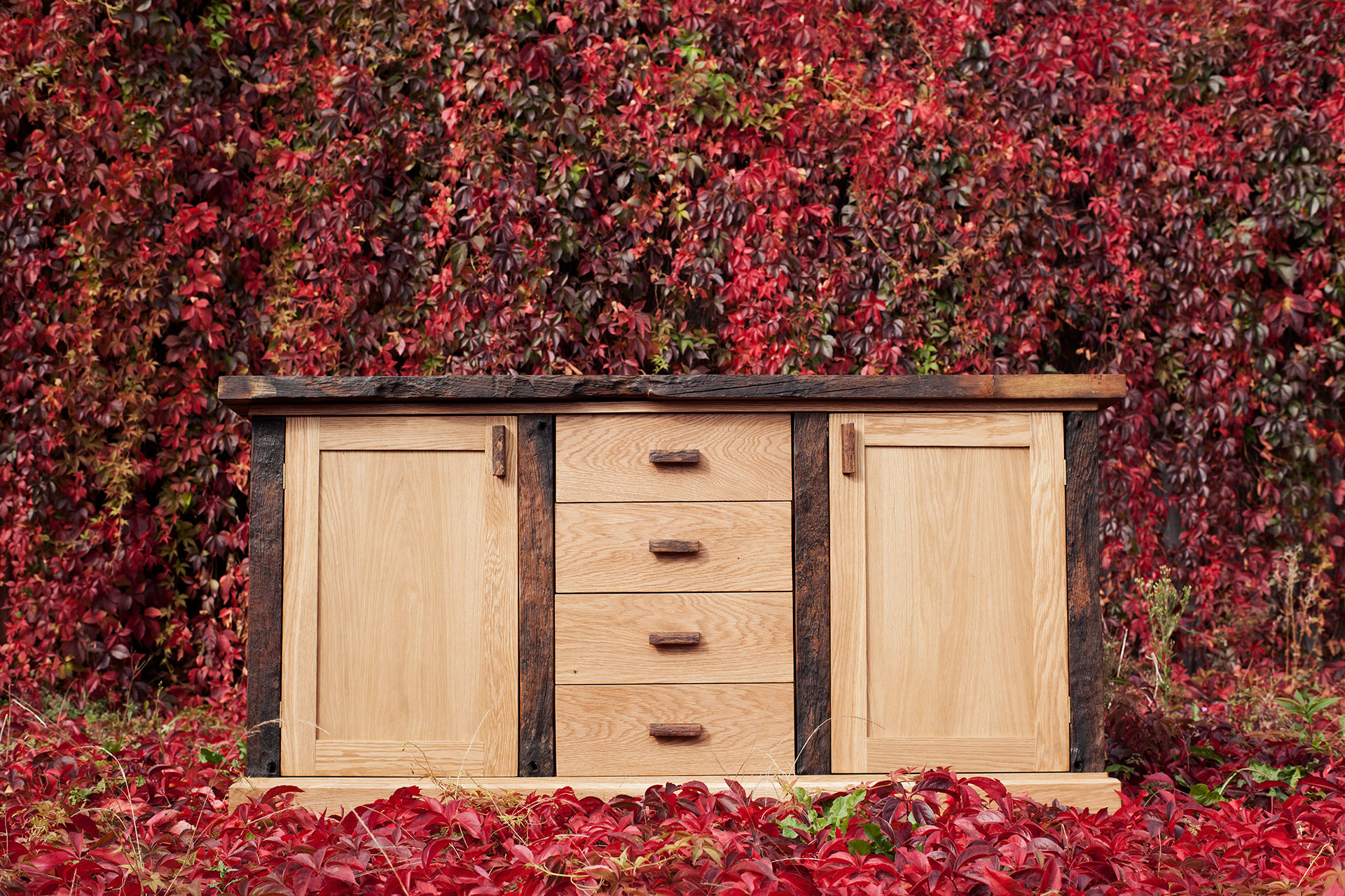 Bespoke Shaker Kitchen Sideboard