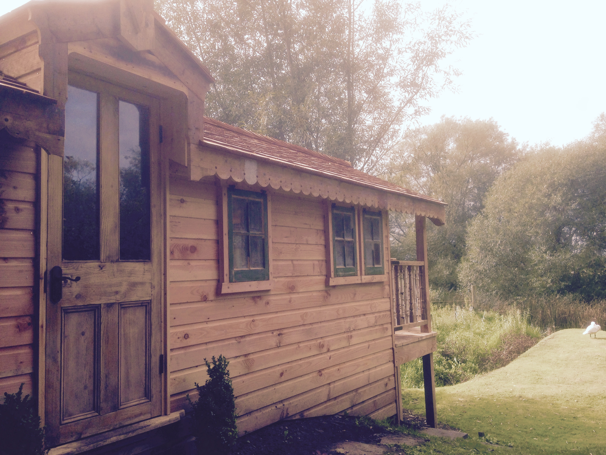 Cotswold Garden Building Cabin