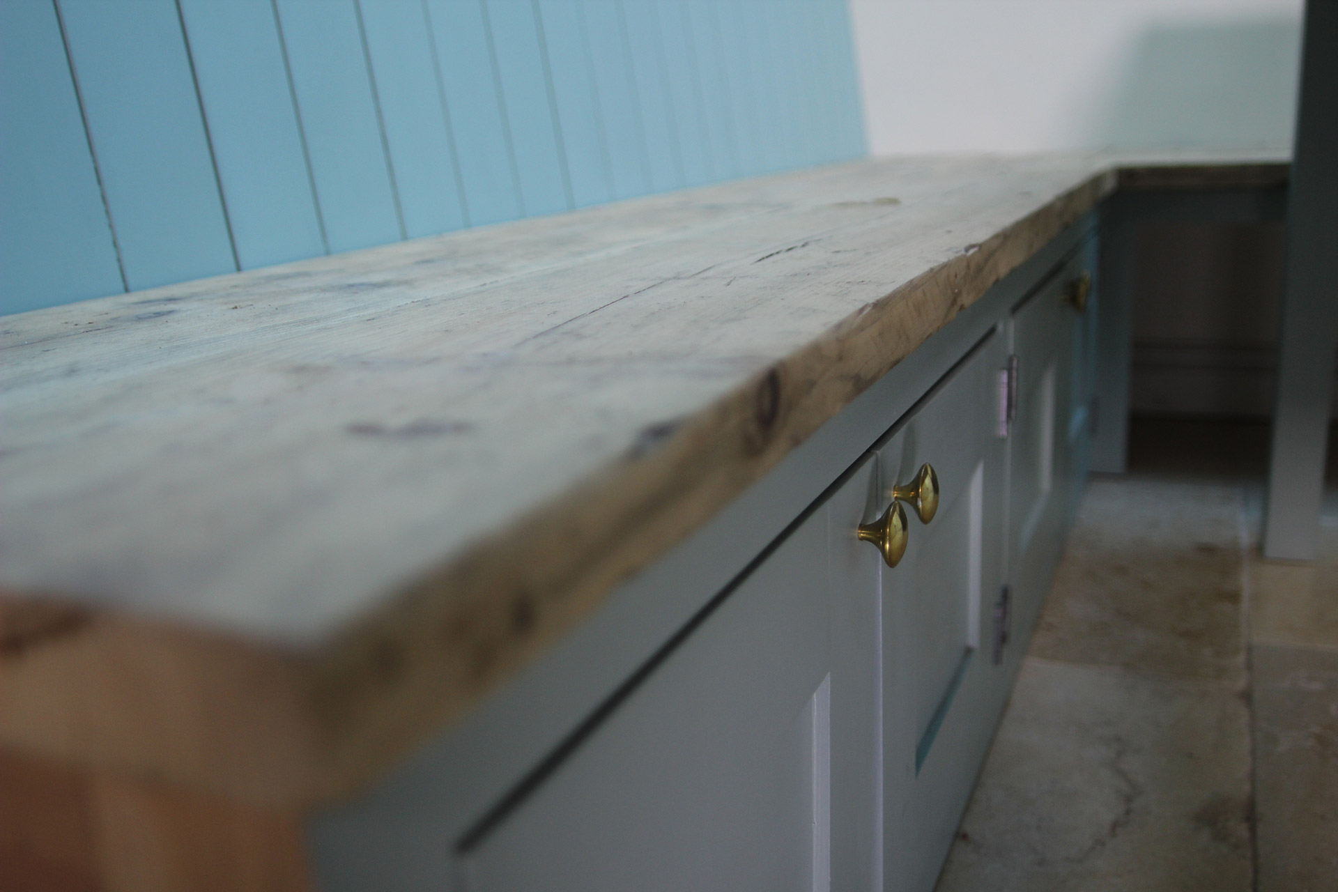 Bespoke Kitchen Dinette Bench